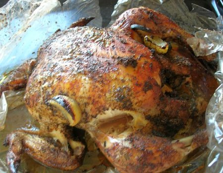 Kurczaczek pieczony