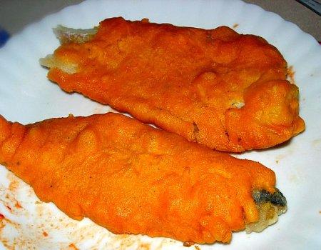 Ryba w panierce