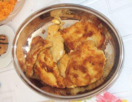 Piersi z kurczaka tradycyjne