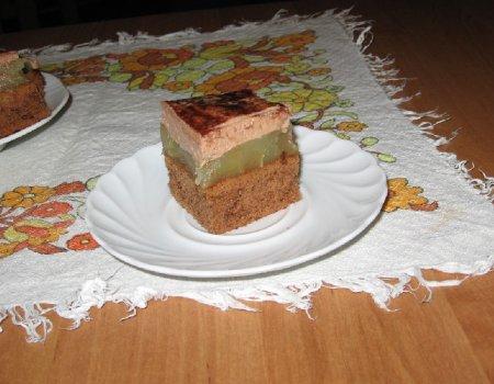 Gruszkowo-cynamonowy