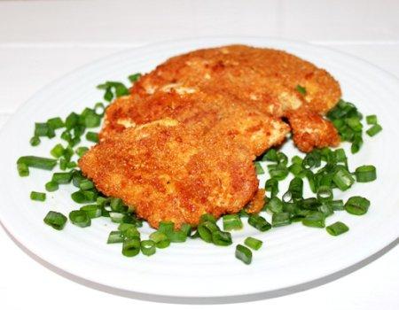 Pierś z kurczaka z musztardą Dijon
