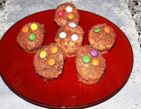 Mufinki cytrynowe