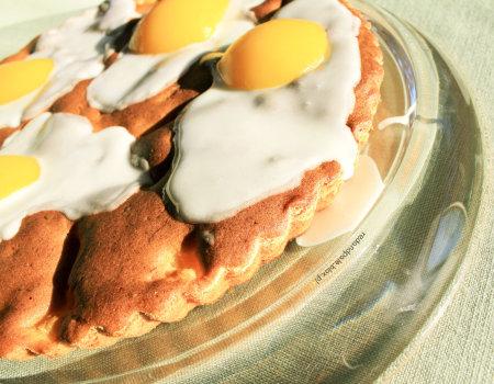 Ciasto z jajem... sadzonym!