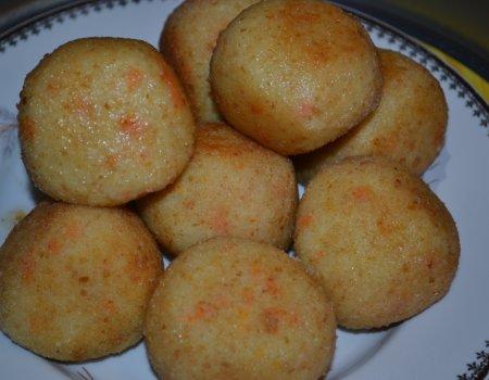 Ryżowe kule z serem