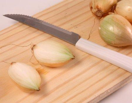 Sposób na cebulę...