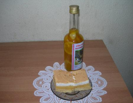 Ciasto z Kremem cytrynowym i Bezą