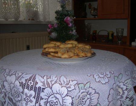 Ciastka z orzechami