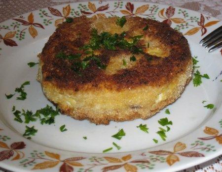 Ser Camembert w pikantnej panierce