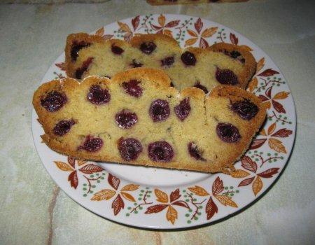 Wiśnie zawijane w kruche ciasto