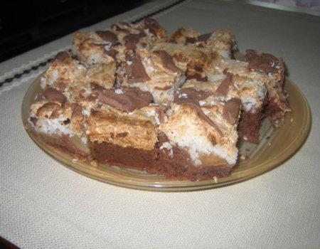 Ciasto jabłkowo-kokosowe