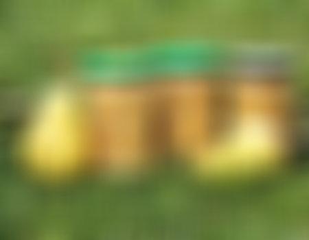 Karpatka z gruszkami