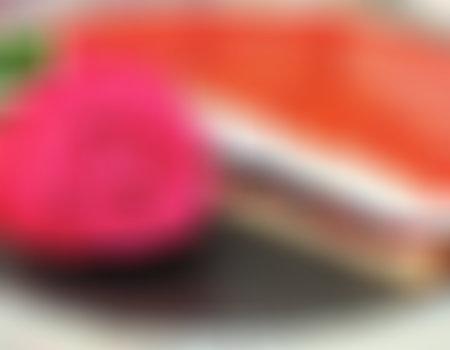 Krem truskawkowo-cytrynowy