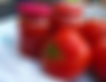 Przecier z pomidorów