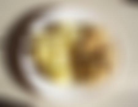 (Prywatny) Zapiekanka z tortellini i brokułami