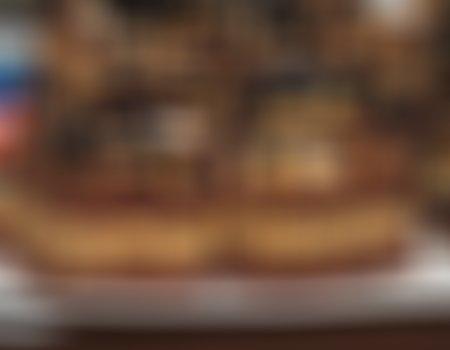 Ciasto toffi z pyszną masą mascarpone