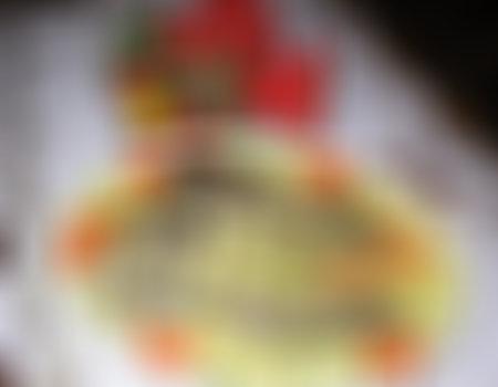 Karp w sosie cytrynowym - w całości