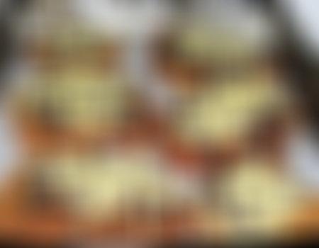 Schab w serowej panierce