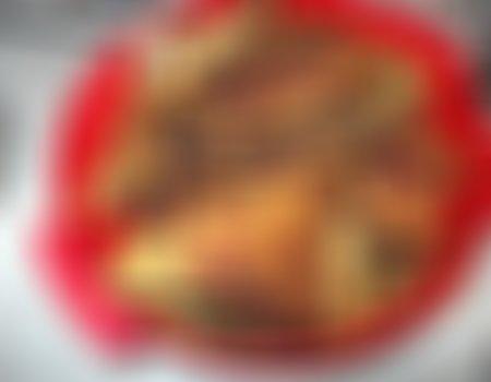 Dorsz z piekarnika