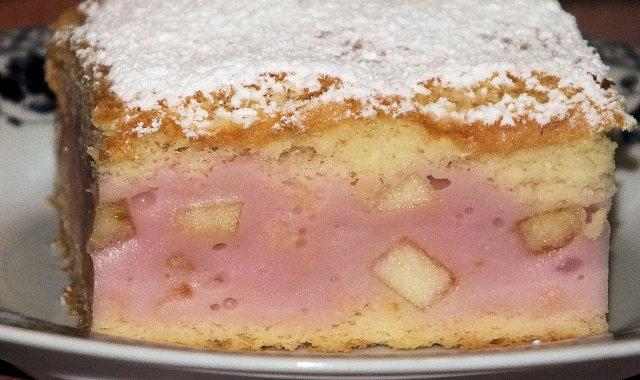 Ciasto z jabłkami inaczej