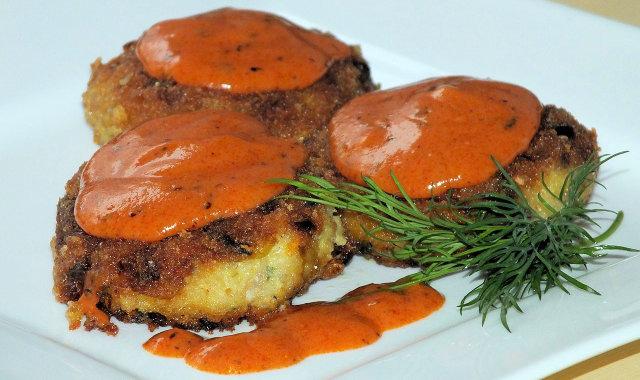 Kotlety z kaszy jaglanej i mielonego mięsa