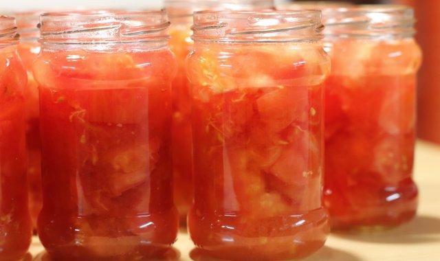 Pomidory w solance