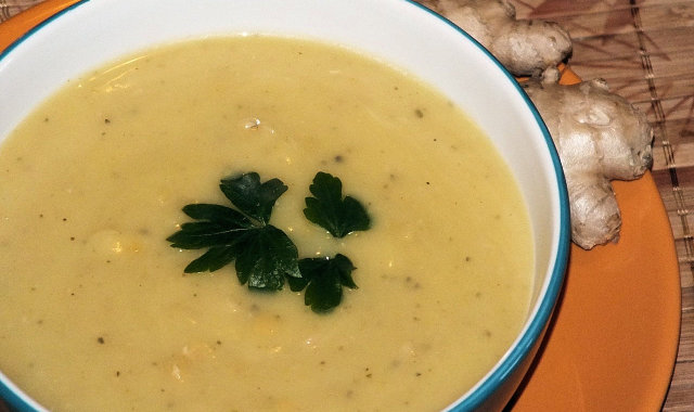 Pożywna i rozgrzewająca zupa