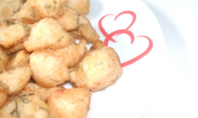 Filet z piersi kurczaka w marynacie