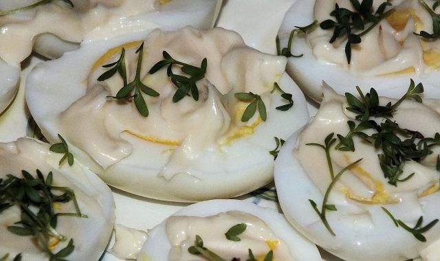 Błyskawiczne jajka wielkanocne