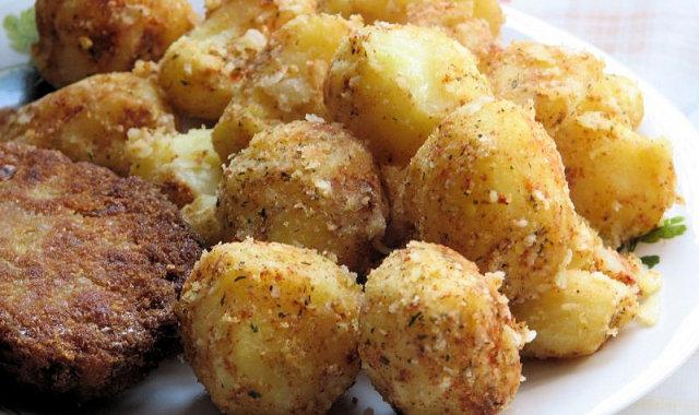 Ziemniaki w przyprawach