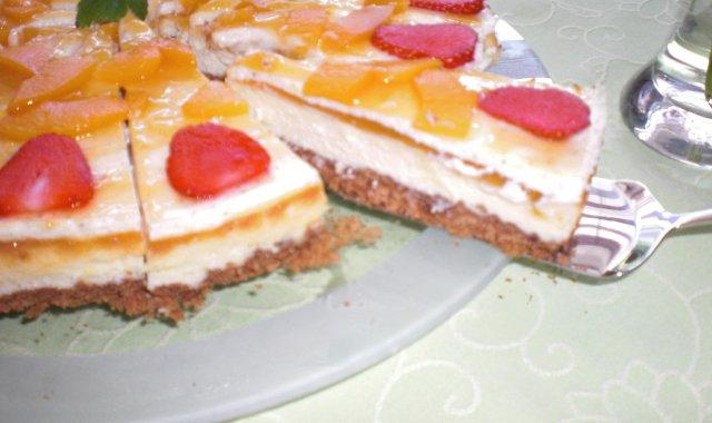 Sernik Amerykański - New York Cheesecake