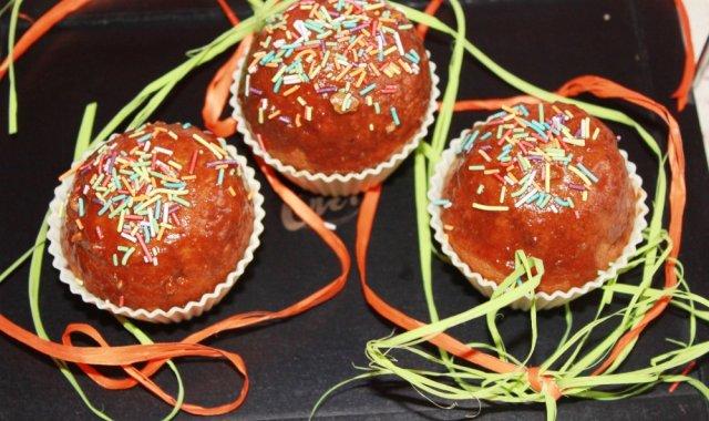 Muffiny pomarańczowe.