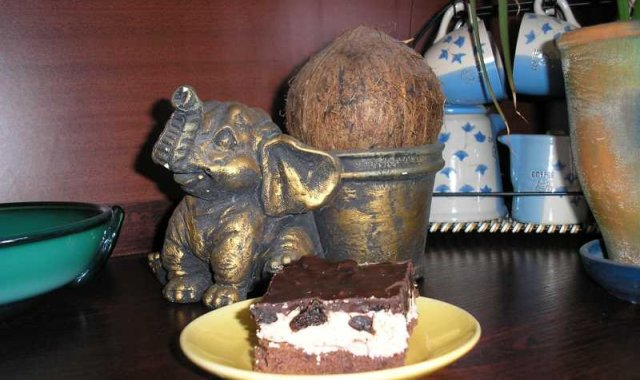 Śliwki w czekoladzie