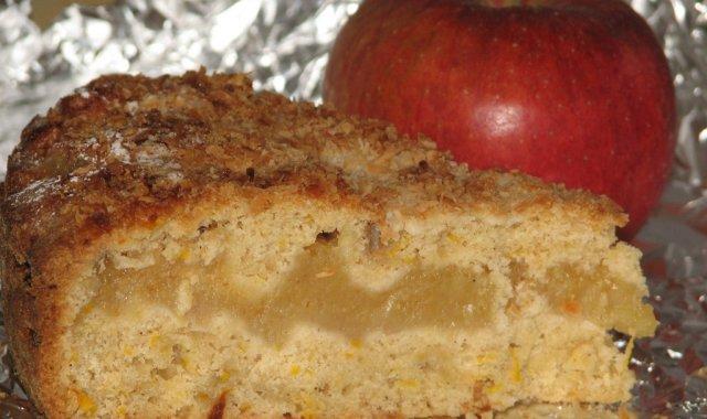Ciasto dyniowo-jabłkowe