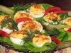 Jajka faszerowane �ososiem