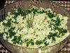 Jesienna sałatka z białej kapusty