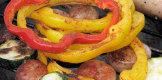 Grillowana kolorowa papryka
