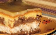 Ciasto jab�kowe z cha�w�