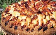 Ciasto maślane z jabłkami i cynamonem