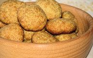 Kokosowe ciasteczka dla b�d�cych na diecie