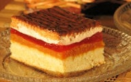 Kruche ciasto z dyni� i galaretk�