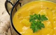 Rozgrzewaj�ca zupa jarzynowa z dyni� i imbirem