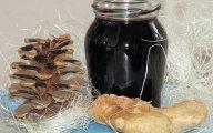 Rozgrzewający syrop z owoców czarnego bzu i imbiru