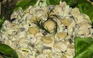 �ledziowo-pieczarkowa sa�atka na Wielkanoc