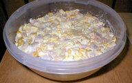 Sałatka z kukurydzą na słodko