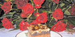 Ciasto z mas� makowo-orzechow�