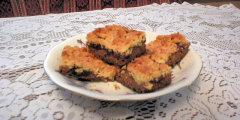 Czarno-białe ciasteczka