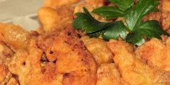 Filety z kurczaka w paseczki