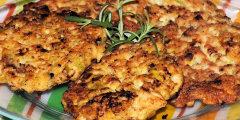 Kotlety z kurczaka i kalafiora