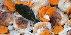 Kulki rybne w zalewie octowej