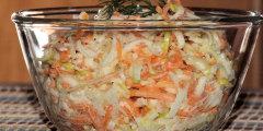 Przepyszna sur�wka z pora, marchewki i jab�ka